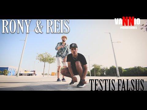 RONY & REIS - Testis Falsus - VANNIO PRODUCCIONES