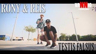 Gambar cover RONY & REIS - Testis Falsus - VANNIO PRODUCCIONES