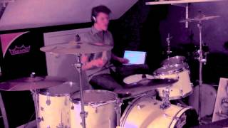 Spanish Castle Magic by Jimi Hendrix [drum cover] - Brian McKee