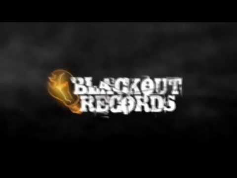 BLACKOUT RECORDS LOGO ANIMATION 2008