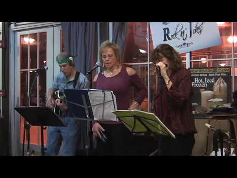 The Unemployed Teachers cover Drift Away - 12-16-17