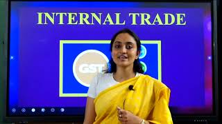 I PUC   BUSINESS STUDIES    Internal Trade - 08