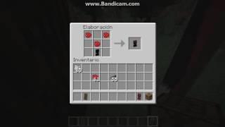 como hacer un escudo de deadpool en minecraft 1.9