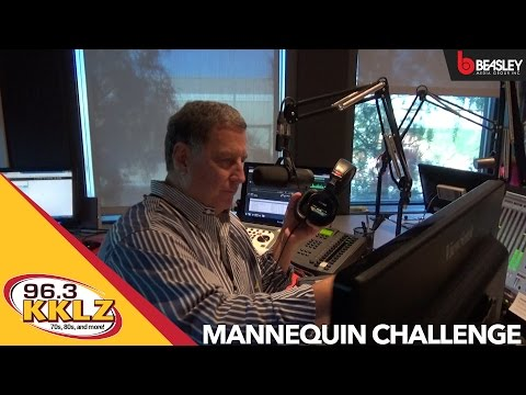 96.3 KKLZ does the Mannequin Challenge