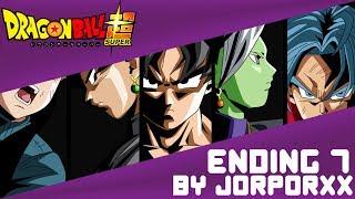 dragon ball super ending 7 an evil angel a righteous devil english cover by jorporxx