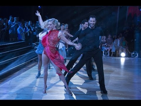 DWTS24 Opening number -  Week 6: Boy Band vs Girl Groups Night! (04/24/17)