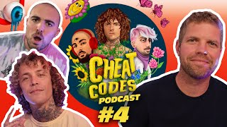 Morgan Page on Visualizing his GRAMMY Nominations - Cheat Codes Podcast EP 4