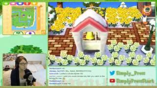 Animal Crossing New Leaf Stream - January 21st, 2017