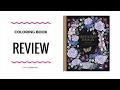 Skymningstimman Coloring Book  Review - Maria Trolle