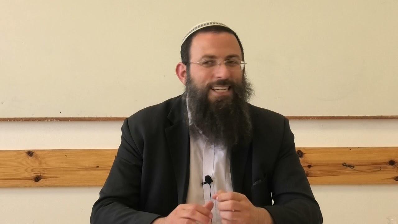 """כמה חטאים """"באמת"""" היו לנדב ואביהוא? מדרש אחרי מות 47 הרב אריאל אלקובי שליט''א"""