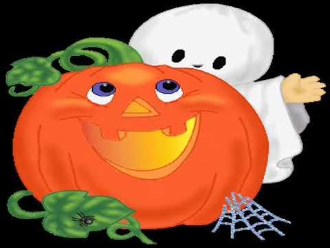 Calabazas de Halloween animadas - YouTube