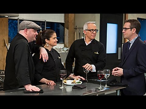 Chopped After Hours: Bizarre Baskets: Food Network