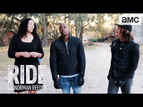 'St. Helena Island, S.C. with Dave Chappelle' Talked About Scene Ep. 202 | Ride With Norman Reedus