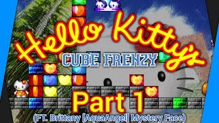 An Emotional Experience - Hello Kitty Cube Frenzy - Part 1 - Let's Play (PSX / PC)