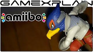 Unboxing Falco amiibo