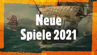 Neue Spiele 2021(deutsch)