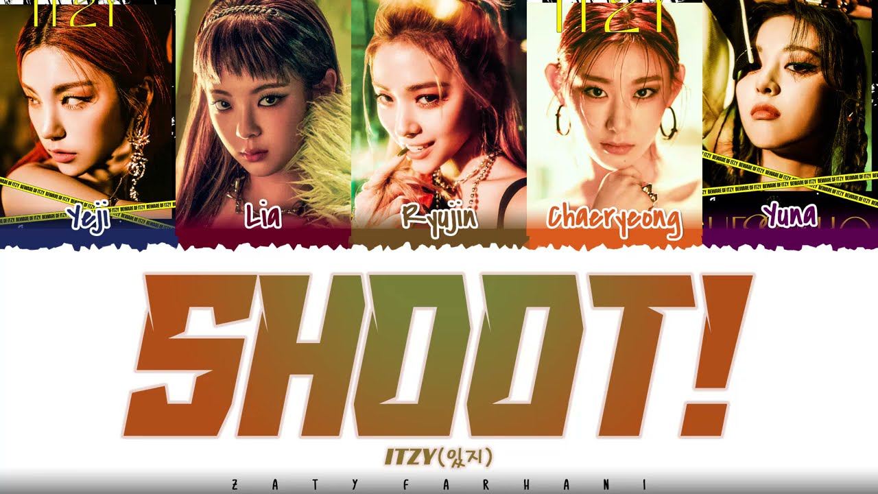 Download ITZY (있지) – 'SHOOT!' Lyrics [Color Coded_Han_Rom_Eng]