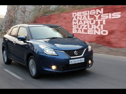 Maruti Suzuki Baleno RS 2016 Interior And Exterior Auto Expo