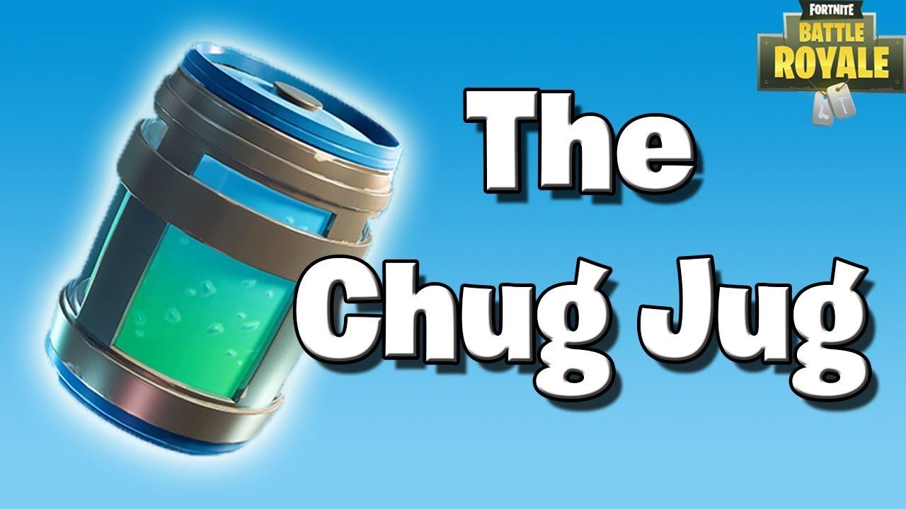 new chug jug  audio changes   u0026 more  fortnite battle
