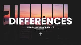 Differences - Free HipHop Beat (Prod. by Blunted Beatz)