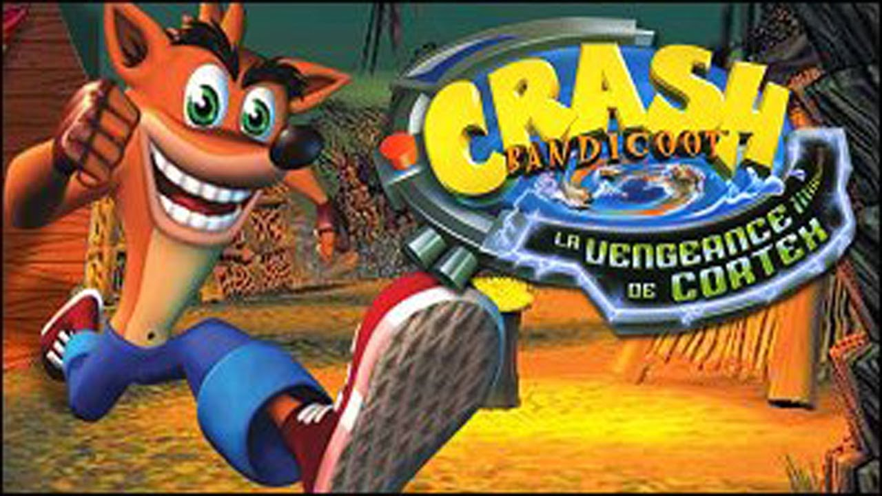 crash bandicoot la vengeance de cortex pc