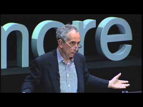 TEDxSwarthmore - Barry Schwartz - Why Justice Isn't Enough