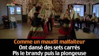 """La danse à St-Dilon """"""""Gilles Vigneault"""""""""""""""