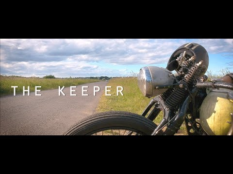 MOTORCYCLE COLLECTOR    The Keeper    VINTAGE MOTORCYCLES