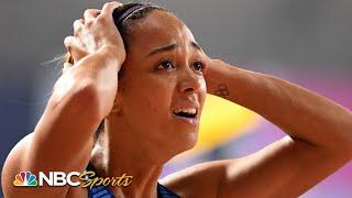 Katarina Johnson-Thompson's golden heptathlon moments | NBC Sports