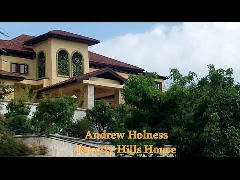Andrew Holness | Beverly Hills House