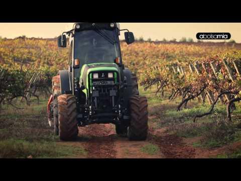 Prova de Campo Deutz-Fahr Agroplus 420 S Suspensão Ativa