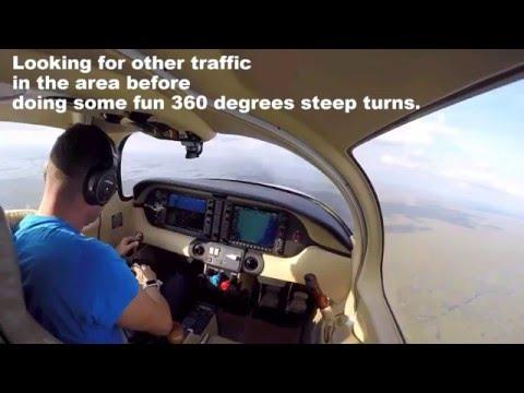 Flying the Columbia 350 SLX