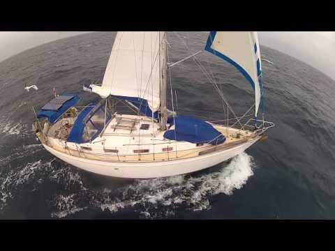 Yacht Delivery Vancouver 36