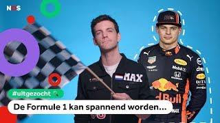 Wordt Max Verstappen dit jaar wereldkampioen? | UITGEZOCHT #13