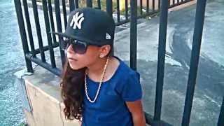 "BABY KAELY ""SNEAKERHEAD"" AMAZING 9 YEAR OLD RAPPER"
