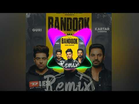 BANDOOK (Full Remix) Jass Manak | Guri | Kartar Cheema | Sikander 2 Releasing On 2nd Aug | Geet MP3