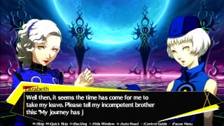 Persona 4 Arena Ultimax: Complete English Story Mode Walkthrough - True Ending