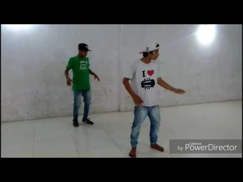 Duet dance | Free style dance on dubstep music | Porbander,Gujarat |D'EXplorer dance academy