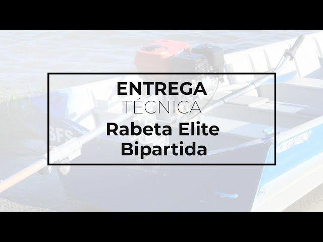 133 - Entrega técnica | Rabeta Elite bipartida