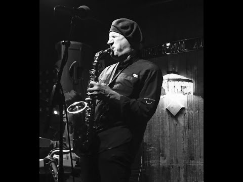 Tenor Sax Legend Greg Piccolo - Bottoms Up - Mystic, CT - 5.1.17