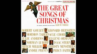 The Great Songs of Christmas Album Three. Goodyear 1963