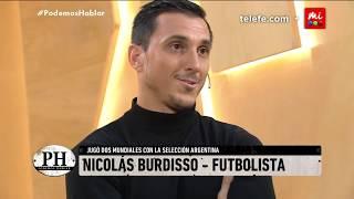 El día que Nico Burdisso se expulsó solo de un partido - PH Podemos Hablar