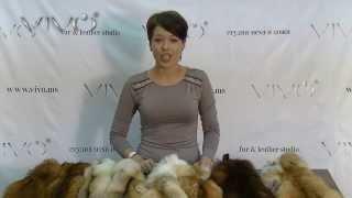 Какие бывают рыжие лисы? Что за лиса Фаунлайт?Как правильно выбрать лису Огневку?(Здравствуйте, Вас приветствует студия меха «Vivo» и я -- Виталина. http://www.vivo.ms Сегодня наш разговор о рыжих..., 2013-12-29T22:08:33.000Z)