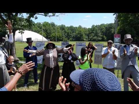 Juneteenth Celebrations, June 14, 2014, Prince George's County, MD