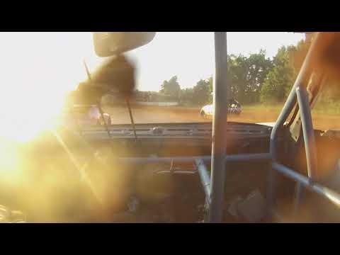 6/30/18 Sumter Speedway Extreme 4 Heat #49 Elliott Vining