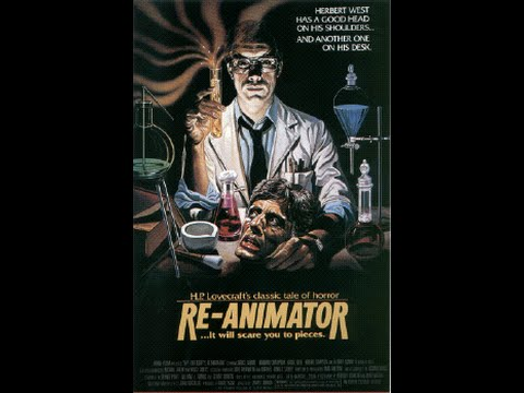 Re-Animator: HP Lovecraft Month: Deusdaecon Reviews