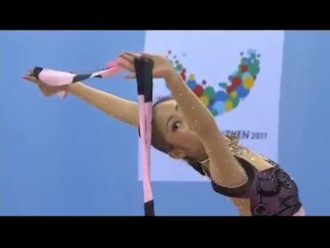 AA-Clubs+Ribbon-2nd Group-Universiade ShenZhen 2011