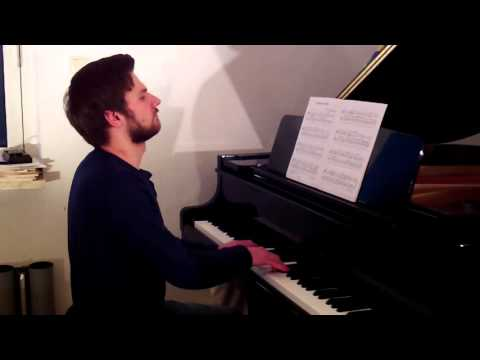 Ralph McTell - Streets of London - easy piano cover arranged by Hans-Günter Heumann