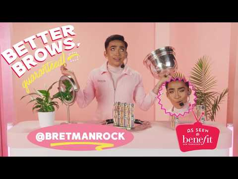 Better Brows, Guaranteed! Featuring @Bretmanrock thumbnail