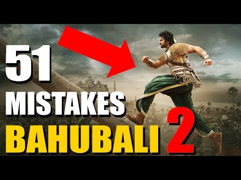 Thumbnail: Everything With BAHUBALI 2 Movie (51 MISTAKES In Bahubali 2) Movies Sins 1